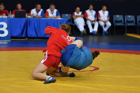 Sambo voorlopig erkend door IOC